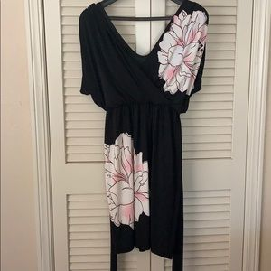 Poly spandex cool summer dress.